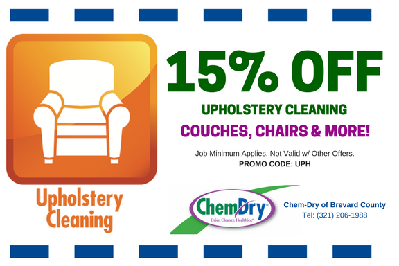 brevard fl upholstery cleaning coupon